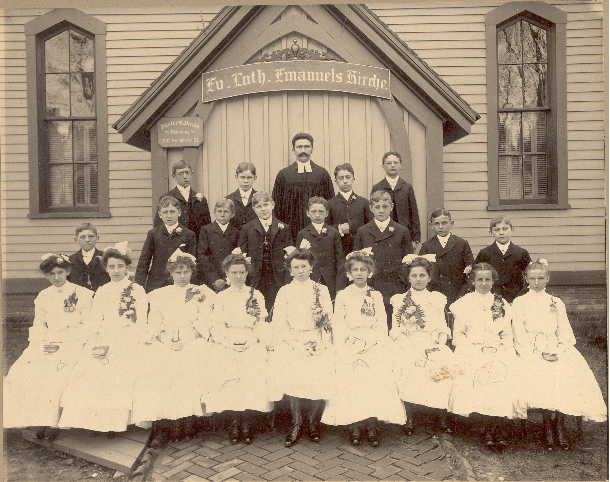 Confirmation - 1903